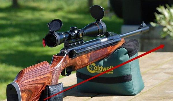 Обзор пневматической винтовки МР 512.